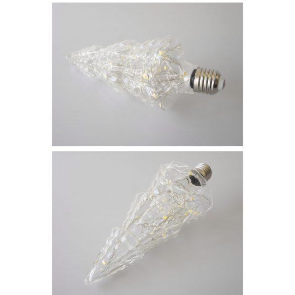 Szines LED izzó Glass-C1