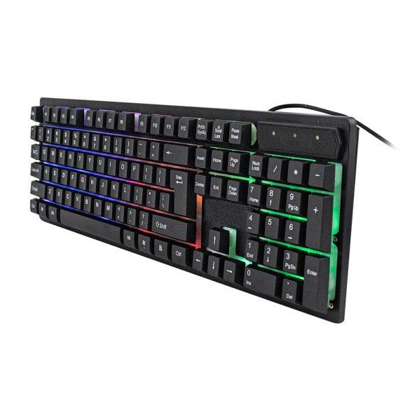 Gamer Billentyüzet KR6300