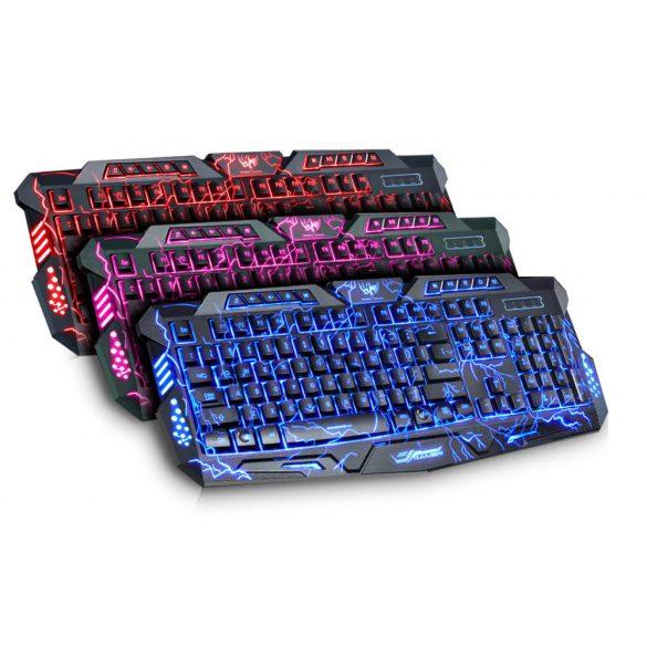 Gamer Billentyüzet M200