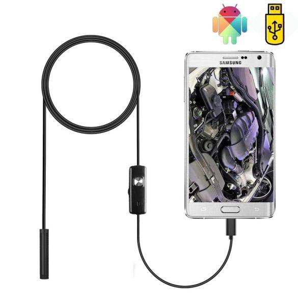 Android USB Endoszkóp 2M