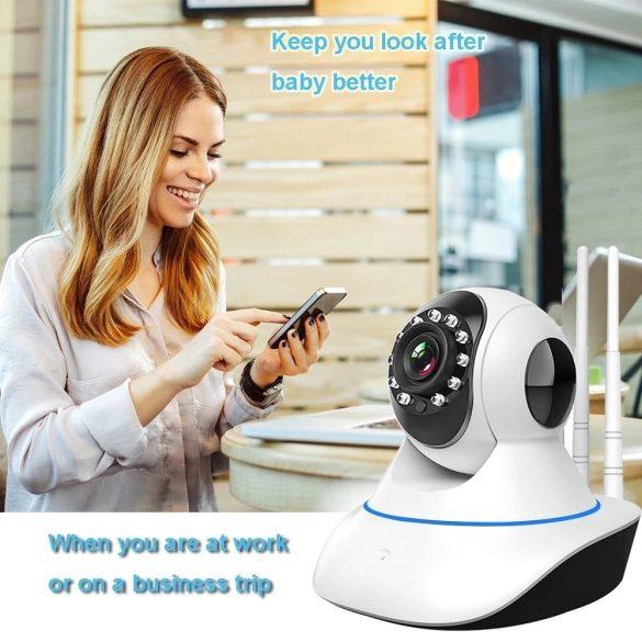 Biztonsági IP Kamera Q5