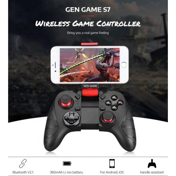Bluetooth Gamepad S7