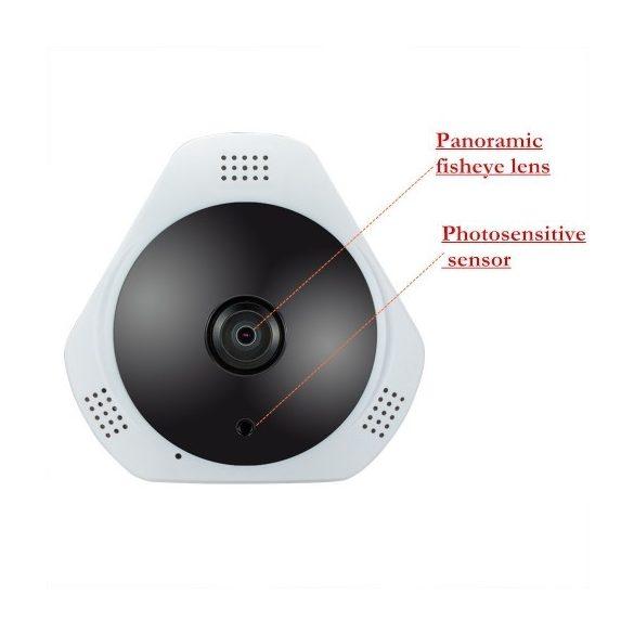 Biztonsági IP Kamera T130