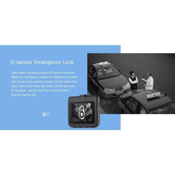 Autós menetrögzítő kamera