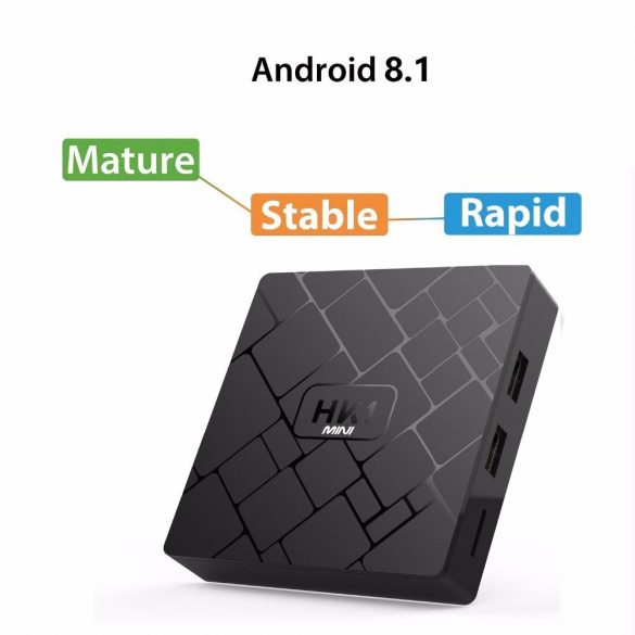 Android TV BOX HK1