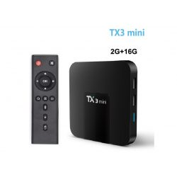 Android TV BOX TX3
