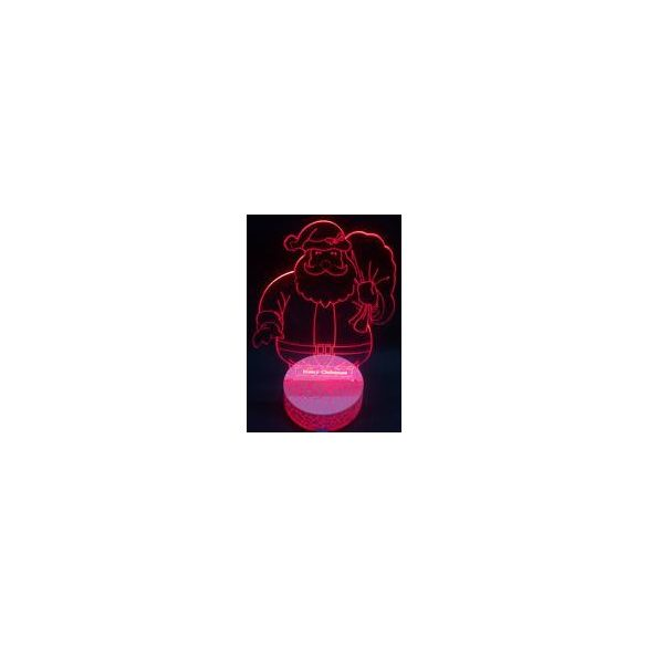 3D LED Éjszakai fény 1124