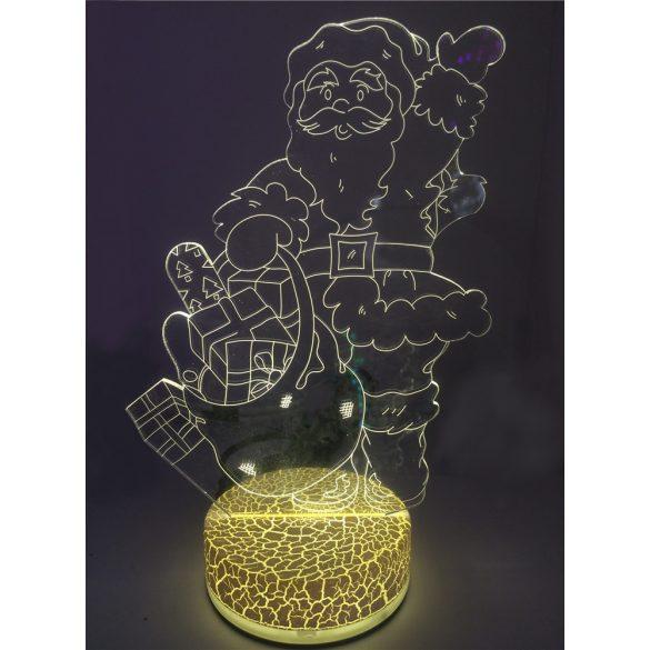 3D LED Éjszakai fény 1125