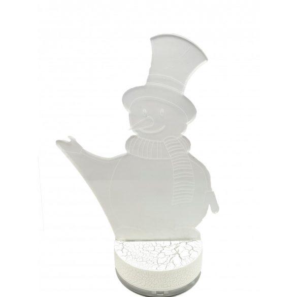 3D LED Éjszakai fény 1129