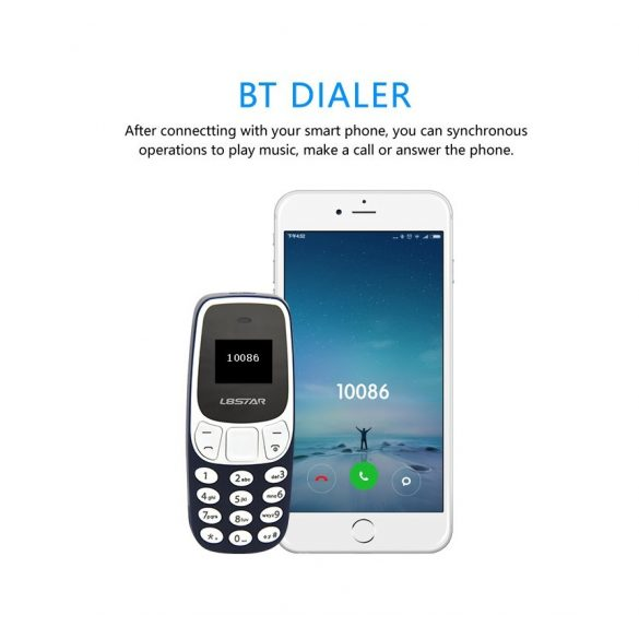 Mini mobiltelefon bluetooth headset M10