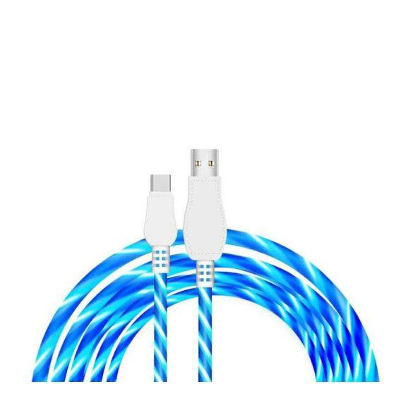 Villogós töltő kábel IOS