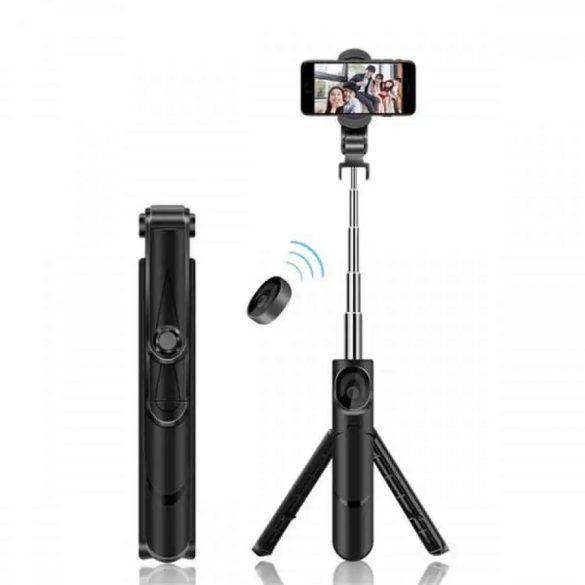 Bluetooth tripod (selfie bot)