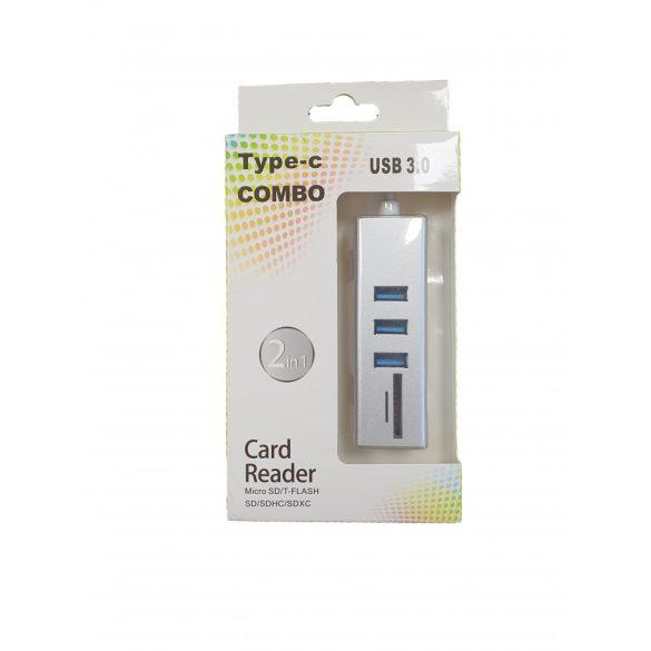 USB 3.0 és kártya olvasó
