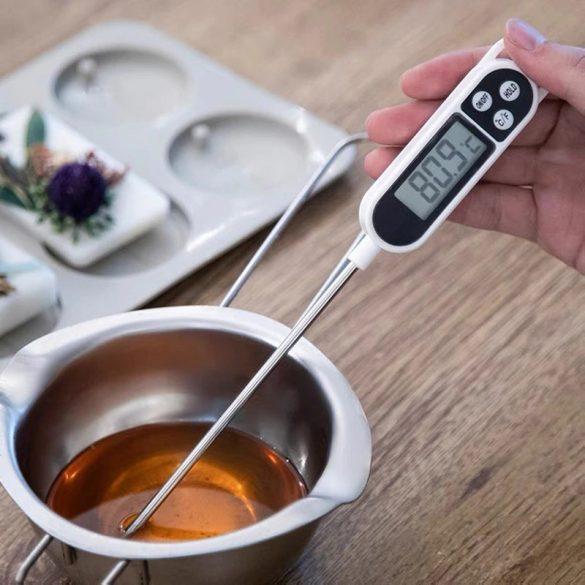 Digitális konyhai hőmérő