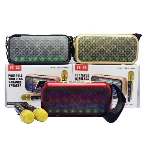 Bluetooth mikrofon és hangszóró