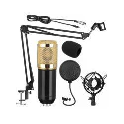 Állványos stúdió mikrofon