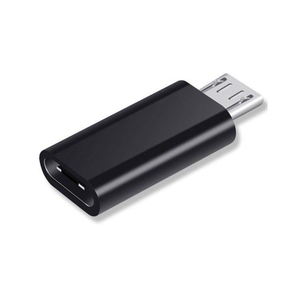 OTG Csatlakozó Type-C-Micro USB