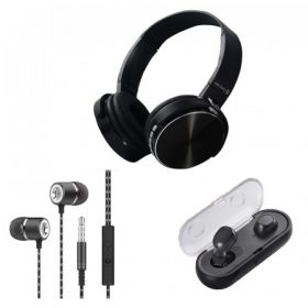 Fejhallgatók, Fülhallgatók, Headsetek